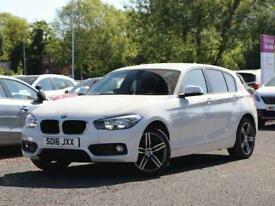 image for 2016 BMW 1 Series 118i [1.5] Sport 5dr Hatchback Petrol Manual