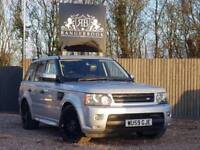 2009 LAND ROVER RANGE ROVER SPORT 3.0 TDV6 HSE 5DR AUTO