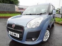 2010 Fiat Doblo 1.6 16v Diesel MultiJet (105bhp) (s/s) Eleganza - KMT Cars