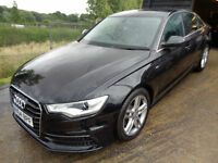 Audi A6 Saloon 2.0TDI ultra ( 190ps ) 2014MY S Line