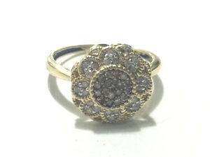 10k Gold Ring size 5