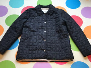 COACH Quilted Spring Coat in Brand New Condition - Size L