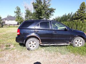 2004 Kia Sorento SUV, Crossover