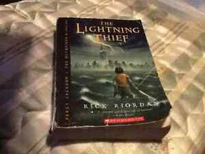 Percy jackson- The Lightning Thief