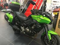 Kawasaki KL 1000 VERSYS TOURING FULLY LOADED BIKE ONLY 1 OWNER FROM NEW