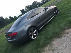 2012 Audi A5 S-line