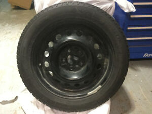 Winter Tires - Ford Fusion 2012