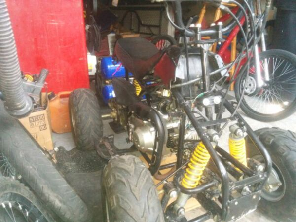 Used 1900 GIO 50cc Atv