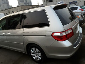 2006 Honda Odyssey Accident free one owner Alloy wheel