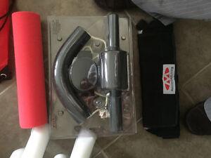 Chiropractor grade fitness equipment