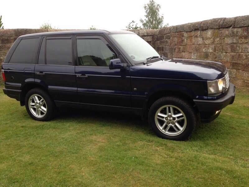 range rover hse auto lpg dual fuel in baillieston. Black Bedroom Furniture Sets. Home Design Ideas