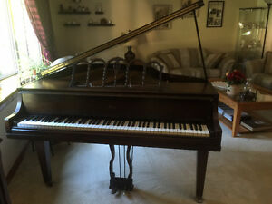 Antique Werlitzer Baby Grand Piano Kitchener / Waterloo Kitchener Area image 3