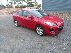 2010 Mazda Mazda3 Sport Sedan 2.5 GT
