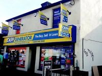 ** RARE HIGH STREET RETAIL UNIT TO LET / RENT ** suitable for cafe, beauty, hairdressers, restaurant