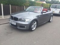 Bmw 1 series coupe convertible 120i
