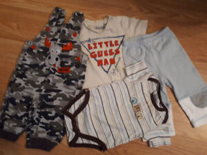 Baby Boy's Clothing Lots size 6 months