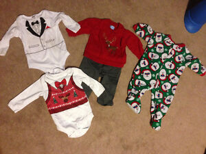 3-6 month Holiday lot