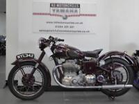 1953 ARIEL SQUARE 4 USABLE CLASSIC INVESTMENT BIKE STUNNING CONDITION