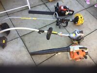 PETROL STRIMMERS £60