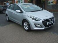 Hyundai i30 Auto Diesel ACTIVE CRDI Silver 2015 17000 DIESEL AUTOMATIC 2015/15