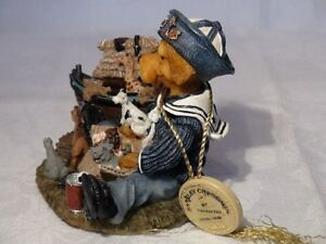 "Barkley Crossing Dog Figurine ""All Creatues Great And Paw"" London Ontario image 4"
