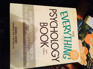 Everything Phycjology Book