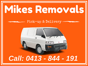 Mikes delivery  - Quotes starting from $40.00 man and van  Hampton Bayside Area Preview