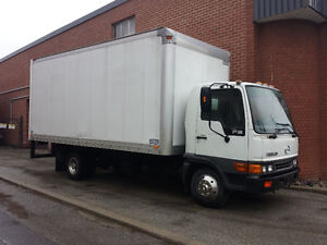 2002 Hino F8 For Sale