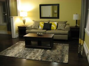 BEAUTIFUL ROOM IN DECORATED FURNISHED SHARED APT.FOR AUG.
