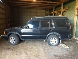 2000 LandRover Discovery 2 London Ontario image 2