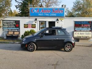 2013 Fiat 500 Sport Hatchback TURBO