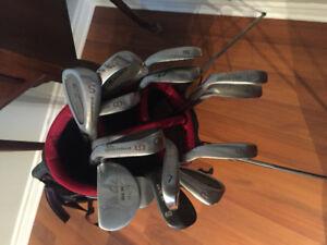 Golf - Sac  Nike Pro  Coorslight