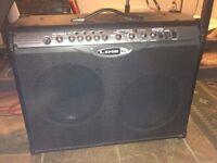 Line 6 spider II amplifier (150 watt) + line 6 (fbv) floorboard pedal