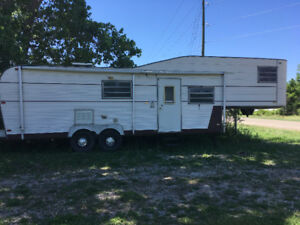 Travel Trailer for Trade or sale