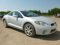 2007 Mitsubishi Eclipse GT Coupe