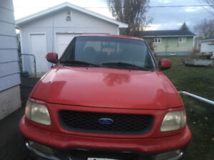 1997 F150 Parts Truck For Sale