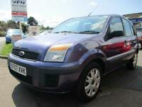 2007 Ford Fusion 1.4 TDCi Style Climate 5dr Hatchback Diesel Manual