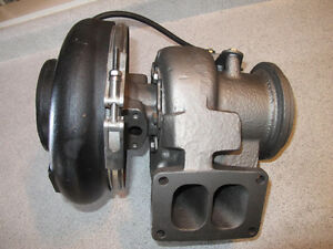 Caterpillar C12 rebuilt turbocharger Regina Regina Area image 1