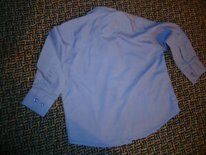 Boys Size 4 Blue Dress Shirt Kingston Kingston Area image 2