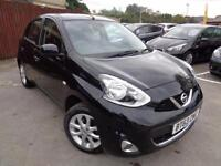 2014 Nissan Micra 1.2 ( 80ps ) Limited Edition Acenta