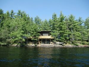 Cottage for rent; Muldrew Lake, Muskoka, 2 hrs North of Toronto