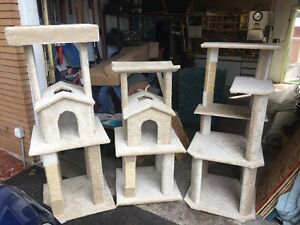 Custom Built Cat Condos, Refurbishing, Repairing