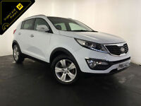 2013 63 KIA SPORTAGE 2 CRDI ESTATE 1 OWNER KIA SERVICE HISTORY FINANCE PX