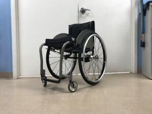Wheelchair - Hi Lite Titanium - Model #66