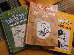 SOLD - Diary of a Wimpy Kid - new condition