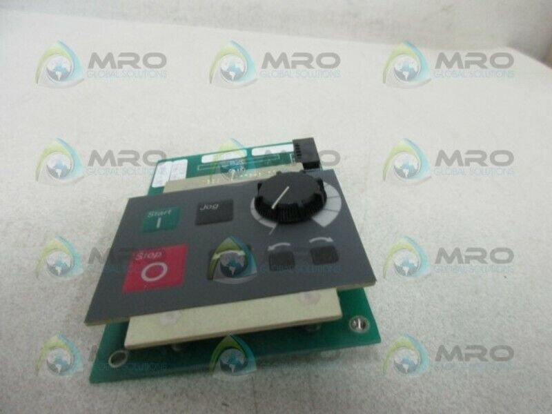 ALLEN BRADLEY 120710-03 DISPLAY (AS PICTURED) * USED *