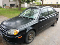 2005 Hyundai Accent Sedan