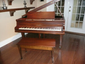 Henry F. Miller Baby Grand Piano for Sale