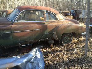 1950 Chev. Coupe for sale
