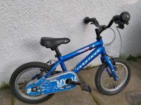 14 inch Ridgeback bike